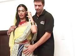 Hot meeting with a sexy indian wife Tamara